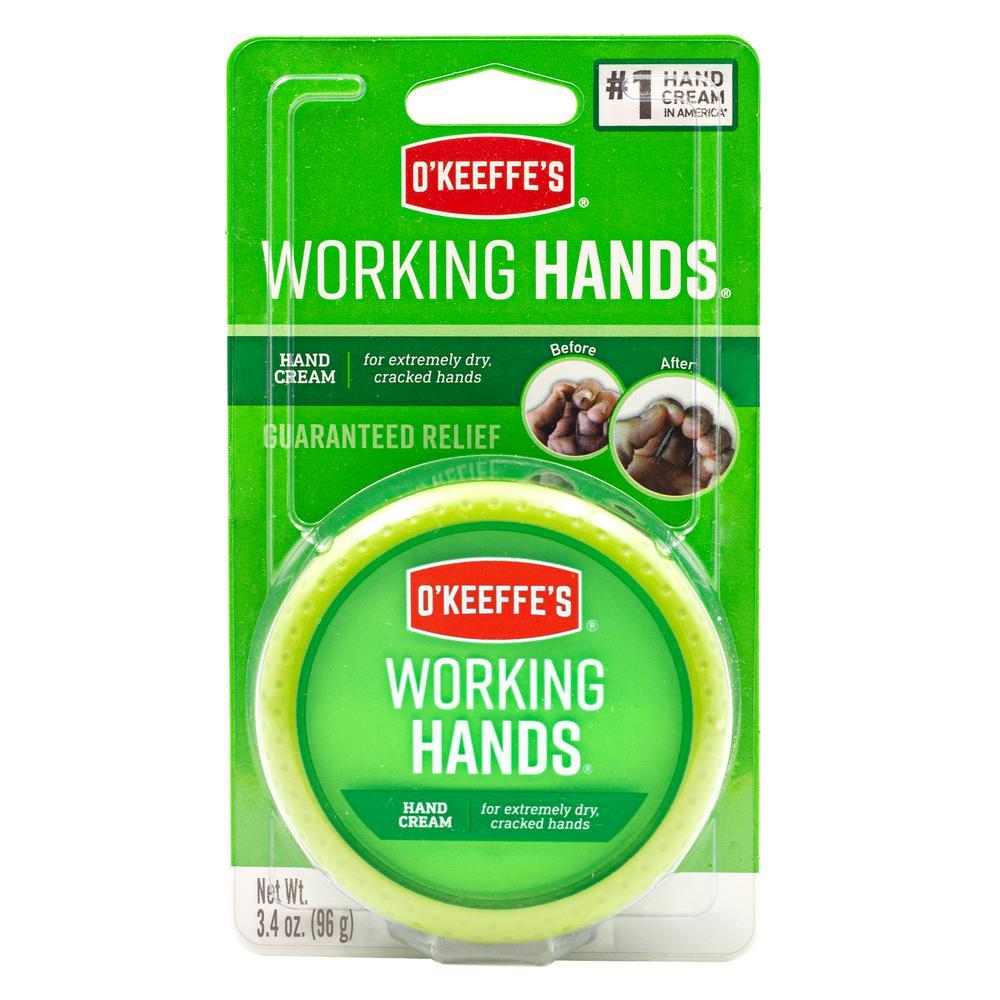 O'Keeffe's Working Hands 3.4 oz. Hand Cream