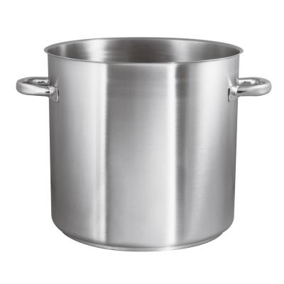 38-1/2 Qt. Induction Stainless Steel Stock Pot, No Lid