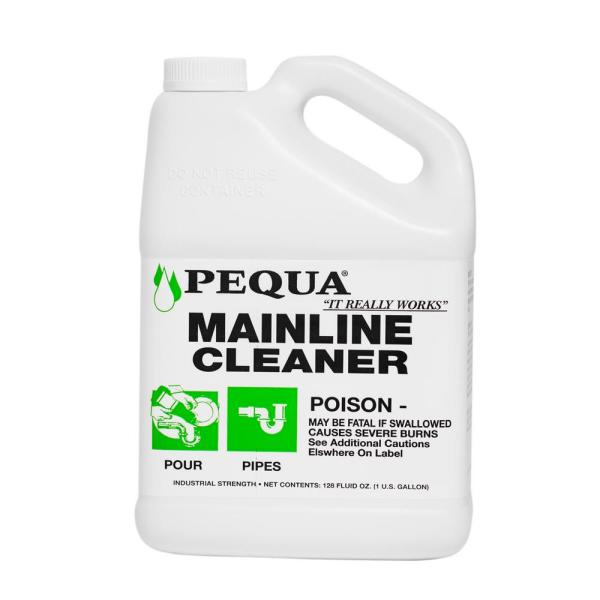 1 Gal. Mainline Pipe Cleaner (Case-3)