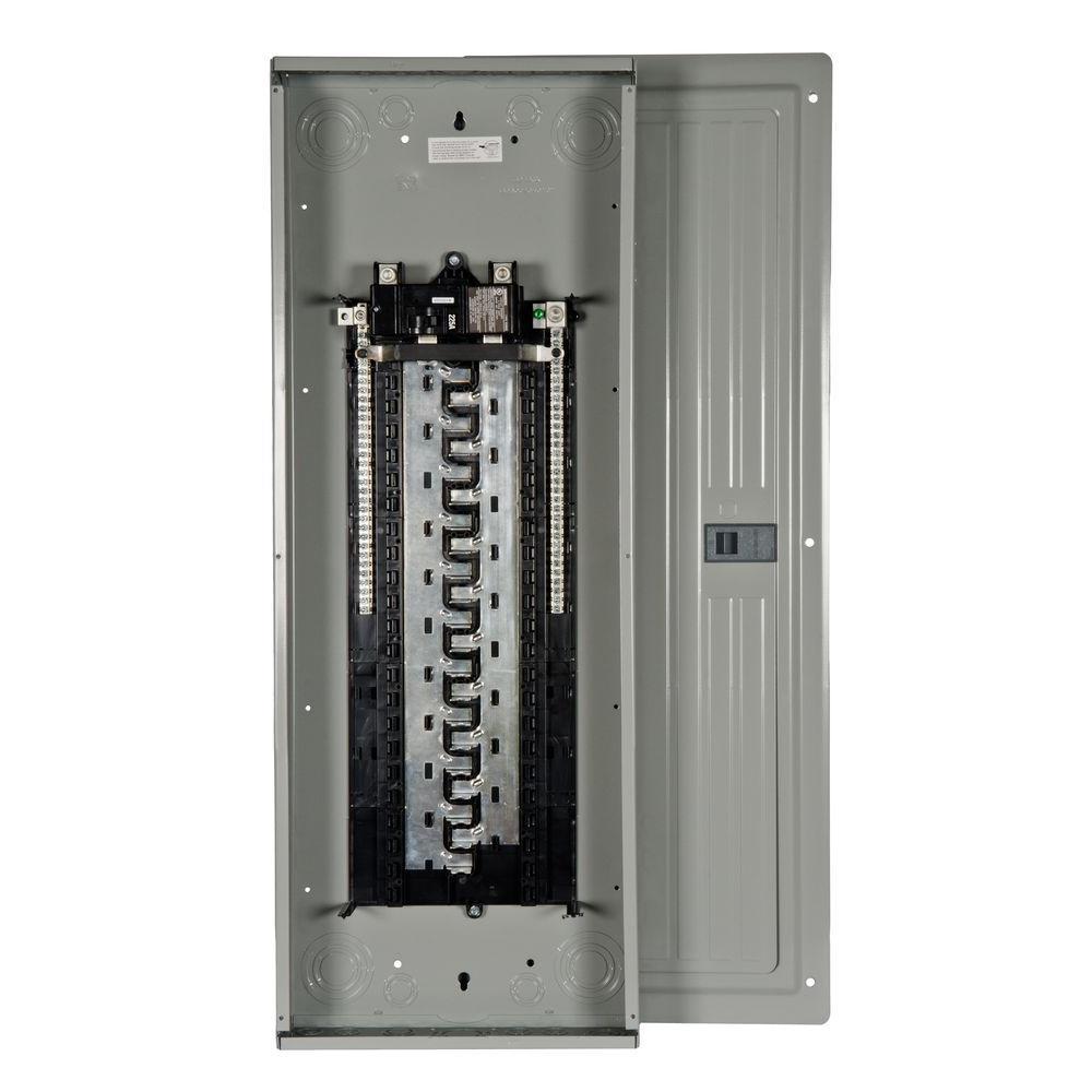Siemens ES Series 225 Amp 42-Space 60-Circuit Main Breake...