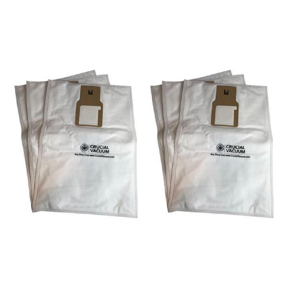 Think Crucial Cloth Bag Replacement for Kenmore 50688 and 50690, Compatible  with Part 20-5068 and 20-50681 (6-Pack)