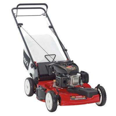 Refurbished Recycler 22 in. Low Wheel Variable Speed Front-Wheel Drive Gas Self Propelled Mower