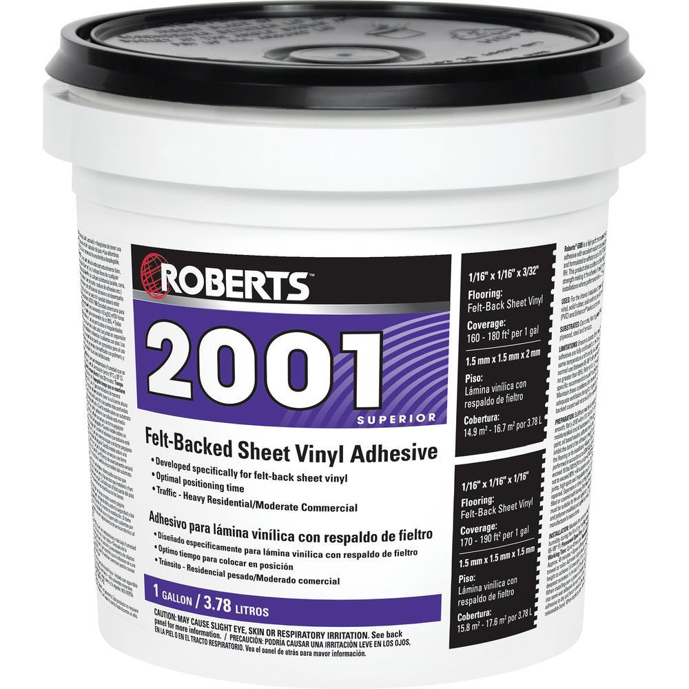Sheet Vinyl Flooring Adhesive