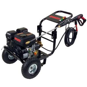 SPRAYIT SP-54002 2500-psi 2.4-GPM Portable Cold Water Gas Pressure Washer by SPRAYIT