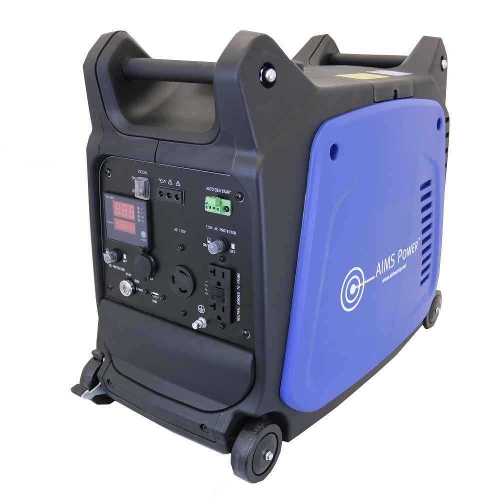 3200-Watt CARB/EPA Compliant Portable Pure Sine Inverter Generator