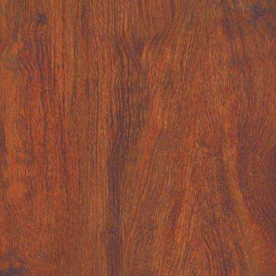 Take Home Sample - Cherry Luxury Vinyl Plank Flooring - 4 in. x 4 in.