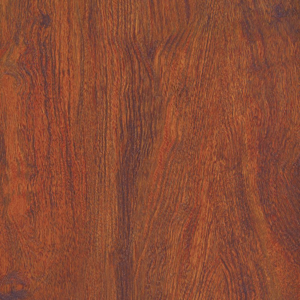 TrafficMASTER Take Home Sample   Cherry Resilient Vinyl Plank Flooring   4  In. X 4
