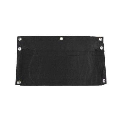 23 in. W x 16 in. H Living Wall Vertical Garden Planter Single Wall Pouch