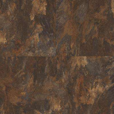 Sannita Dark 12 in. x 24 in. Luxury Vinyl Plank (19.58 sq. ft. / case)