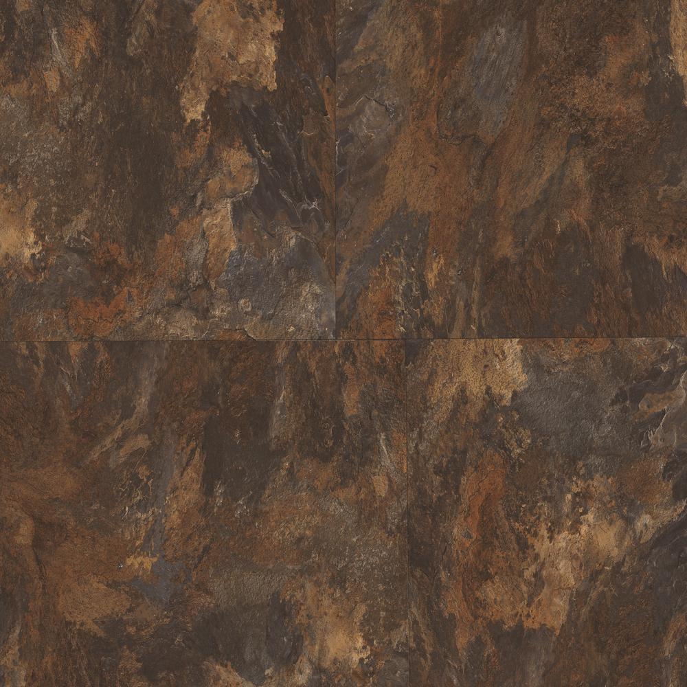 Sannita Dark 12 in. x 24 in. Luxury Vinyl Plank (19.58 sq. ft. / case)