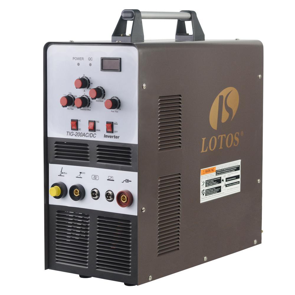 Lincoln Electric 140 Amp LE31MP Multi-Process Stick/MIG/TIG