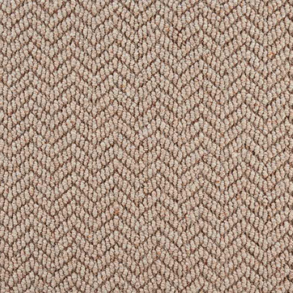 Crescendo - Color Oatmeal Pattern 13 ft. 2 in. Carpet