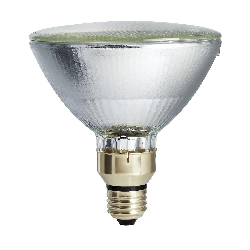 Philips 75w Equivalent Halogen Par38 Energy Advantage Wide Flood Light Bulb 238493 The Home Depot