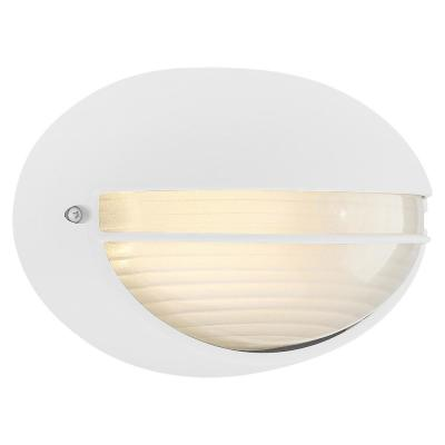 Integrated Led Bulkhead Lights Outdoor Wall Lighting The Home Depot