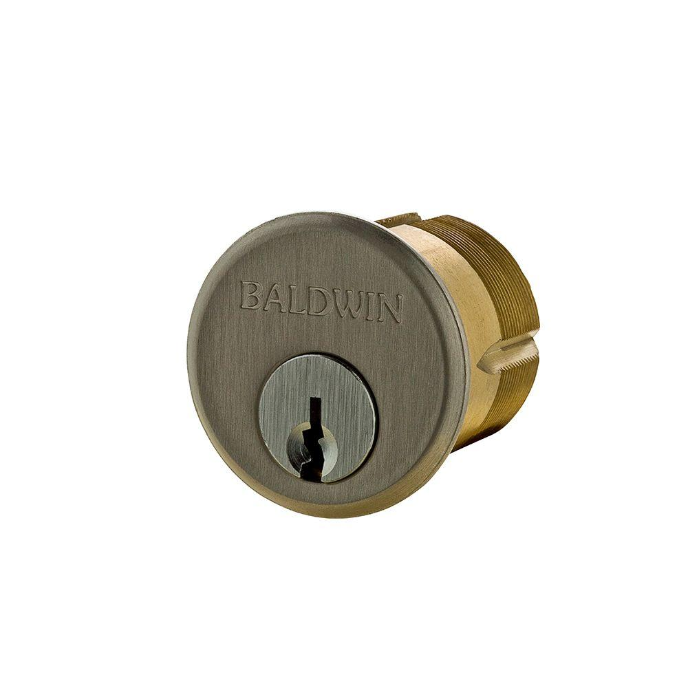 Defiant Brandywine Single Cylinder Polished Brass Entry