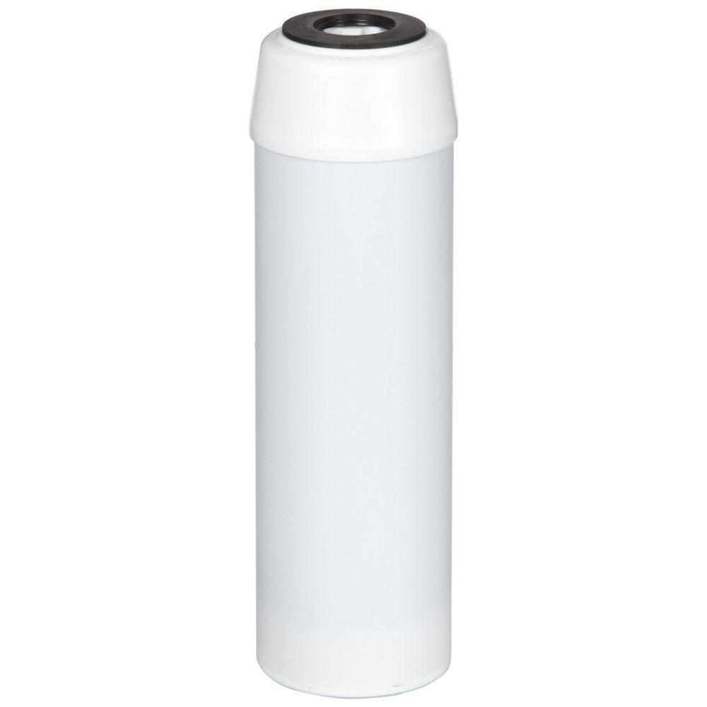 "Pentek CCBC-10 Coconut Shell Carbon Block 2.5 x 9-3//4/"" White"