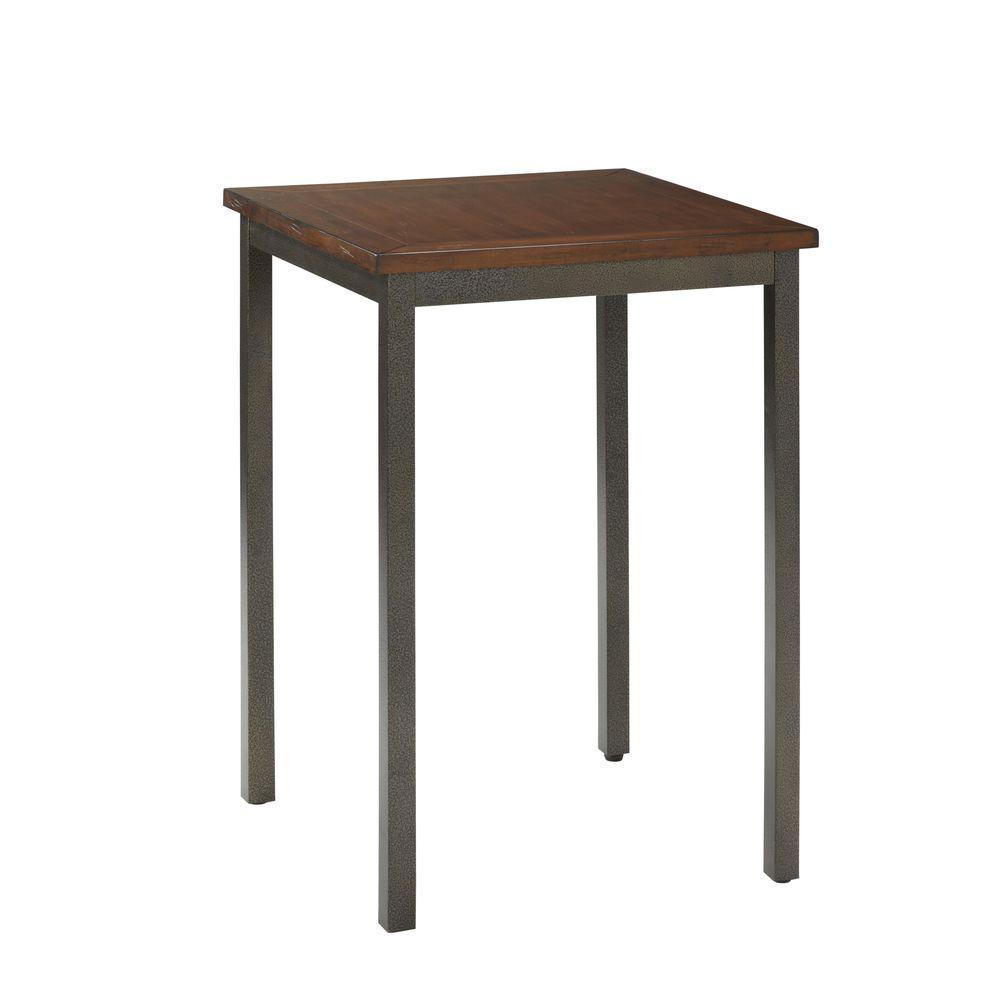 Distressed Chestnut Pub/Bar Table
