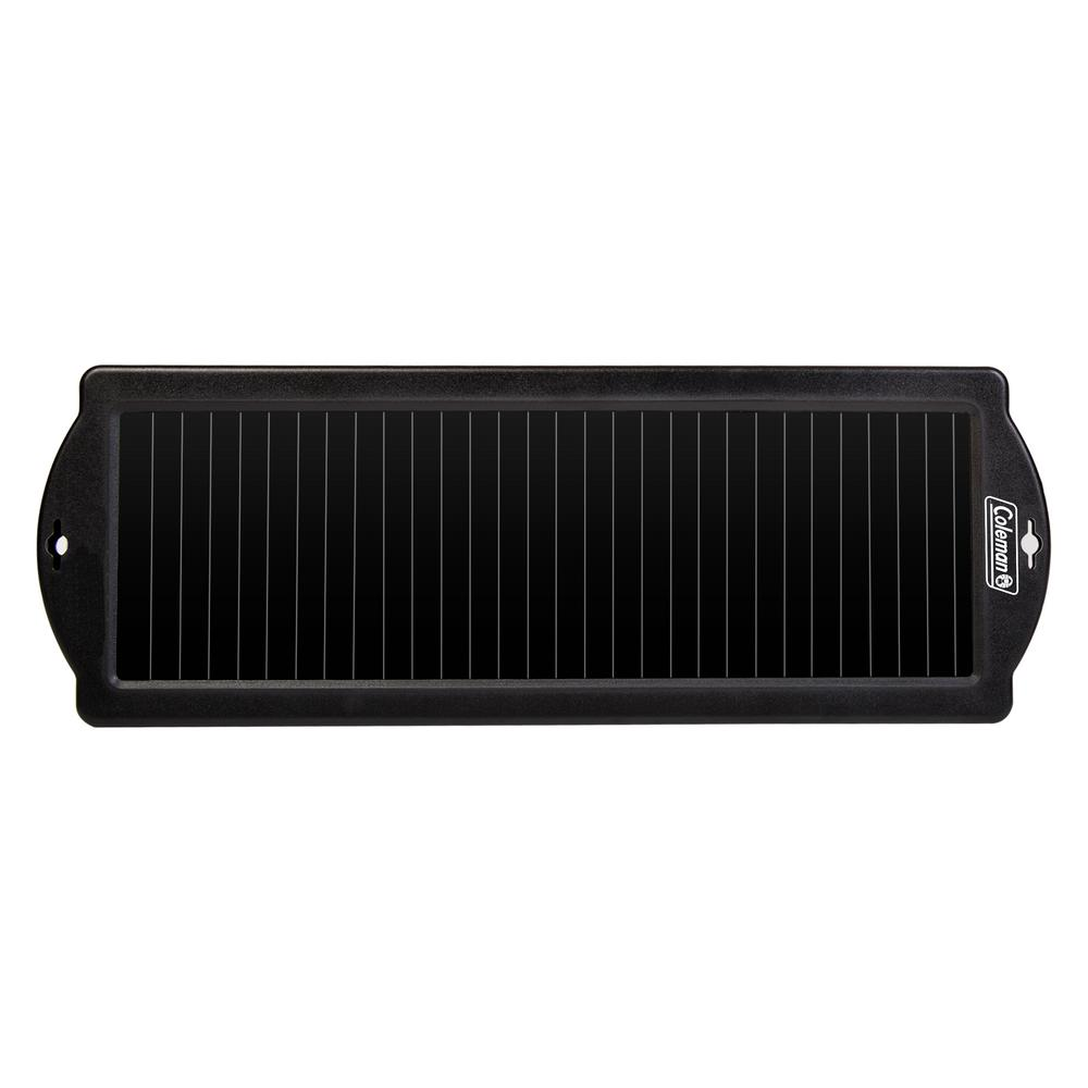 Coleman 2 Watt 12 Volt Solar Battery Maintainer 58012