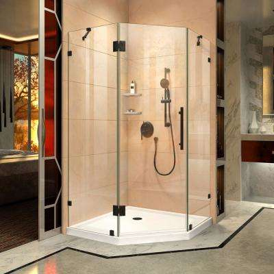 DreamLine - Frameless - Bronze - Shower Doors - Showers - The Home Depot