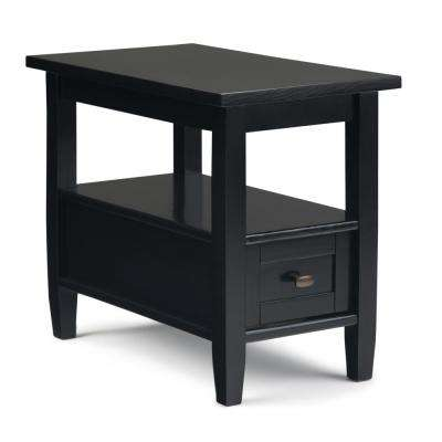 Black - Simpli Home - Accent Tables - Living Room Furniture - The ...