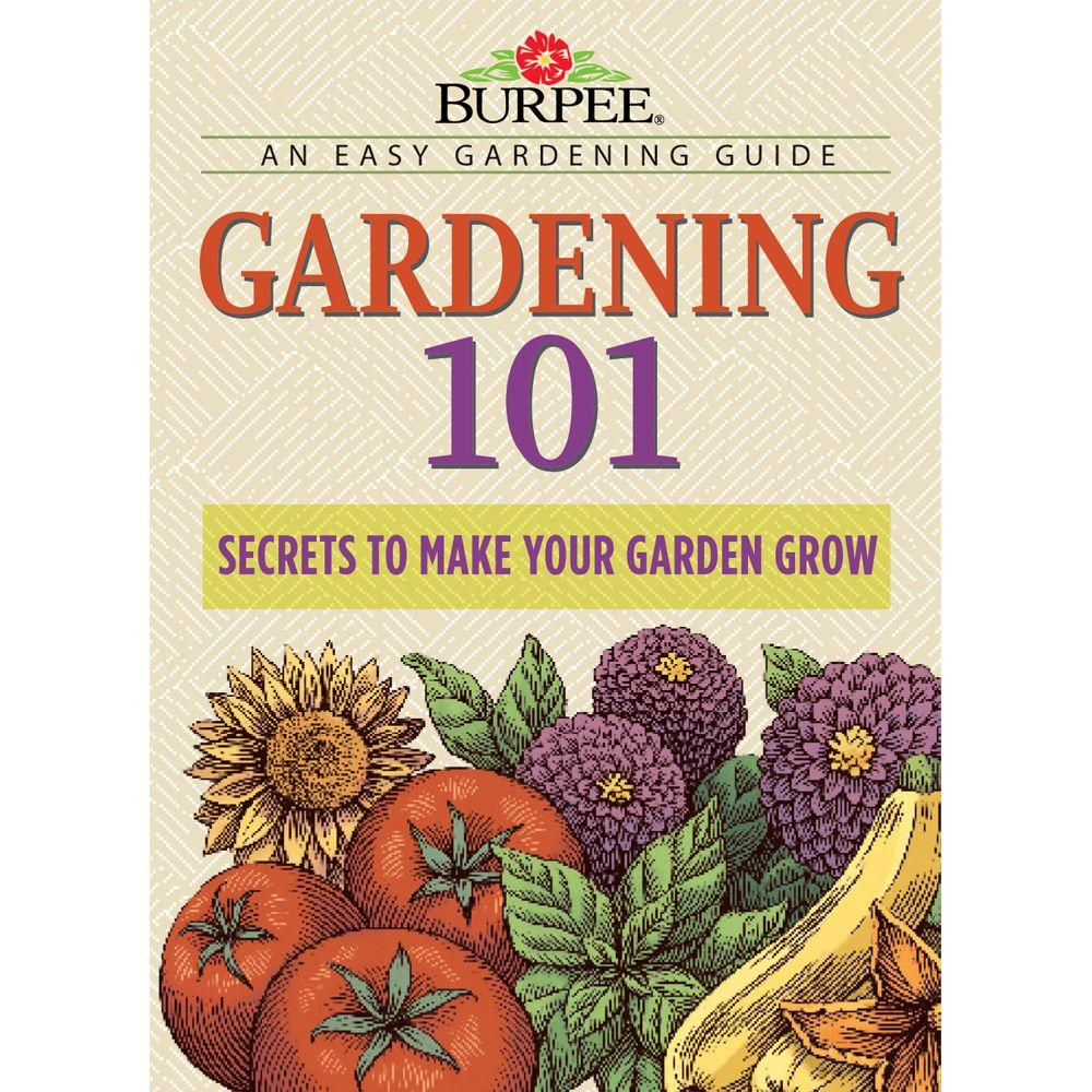 Burpee Gardening 101 97096 The Home Depot