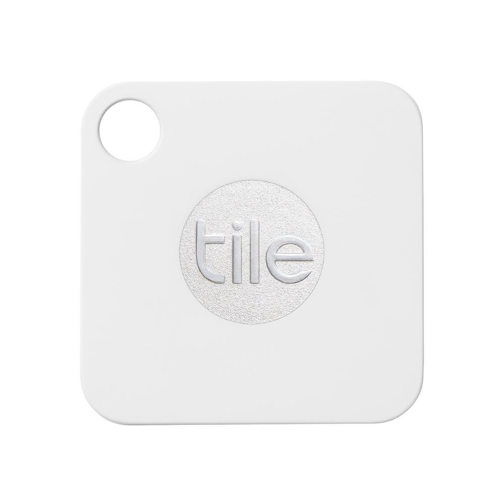Tile Mate Key/Phone/Item Finder in White