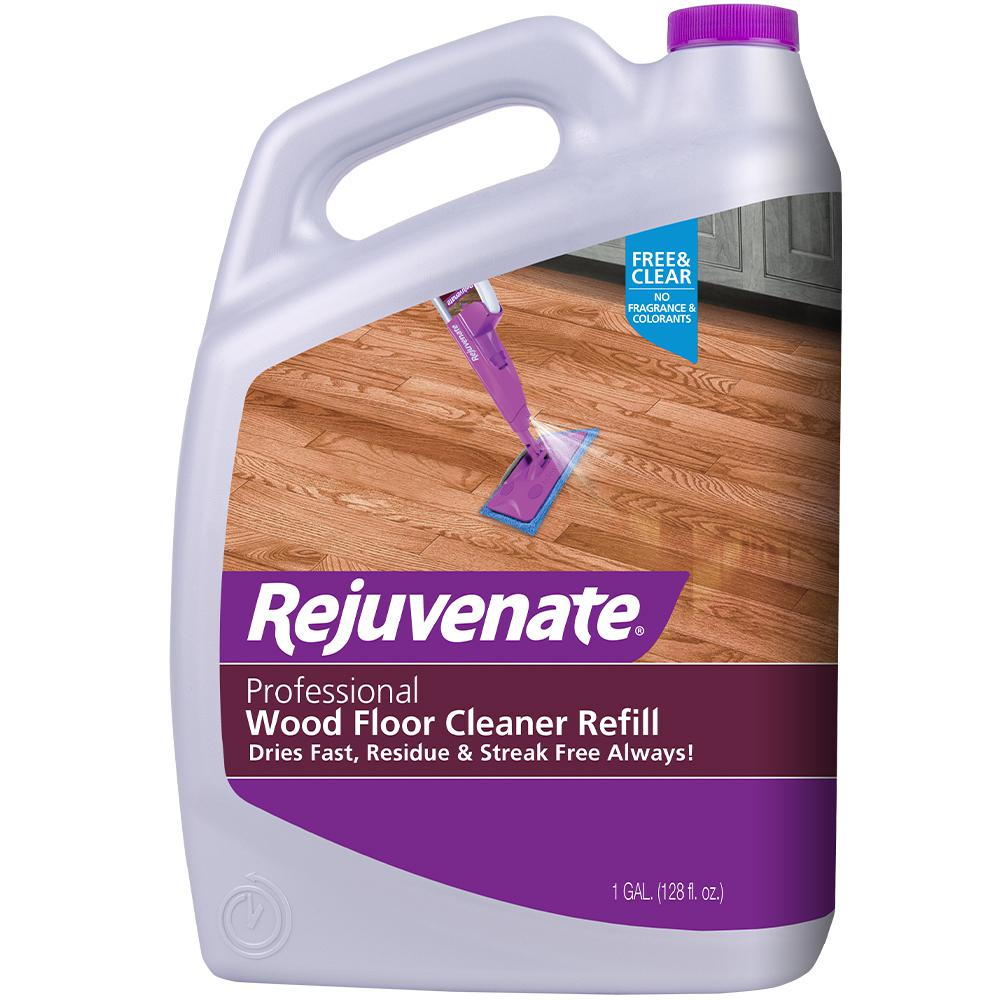 Rejuvenate Rejuvenate Professional 128 oz. Hardwood Floor Cleaner