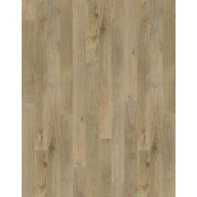 Smooth White Oak Natural 1/2 in. Thick x 5 in. Wide x Varying Length Solid Hardwood Flooring (25.23 sq. ft.)