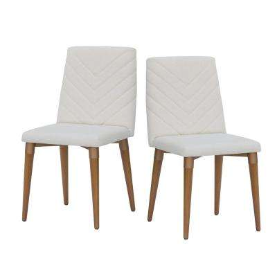Utopia Beige Dining Chair (Set of 2)