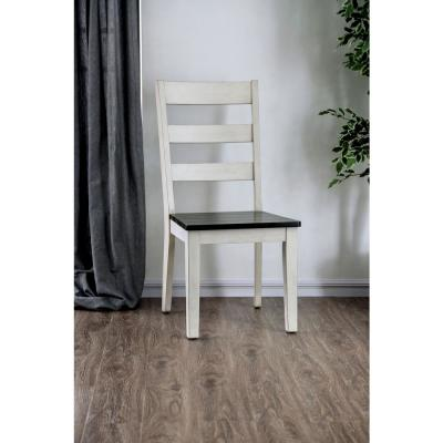 Wellesley Espresso Wood Side Chairs (Set of 2)