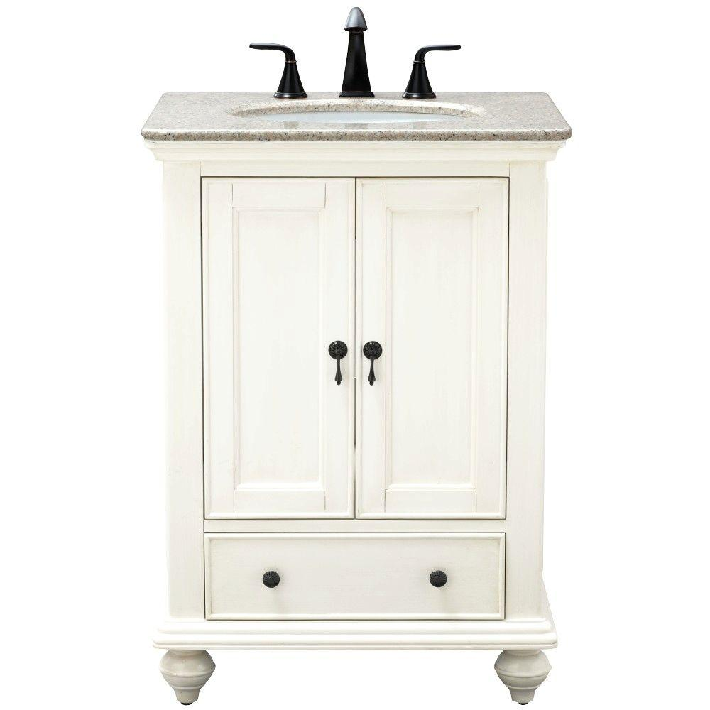 Home Decorators Collection Newport 25 In W X 21 5 D Bath Vanity