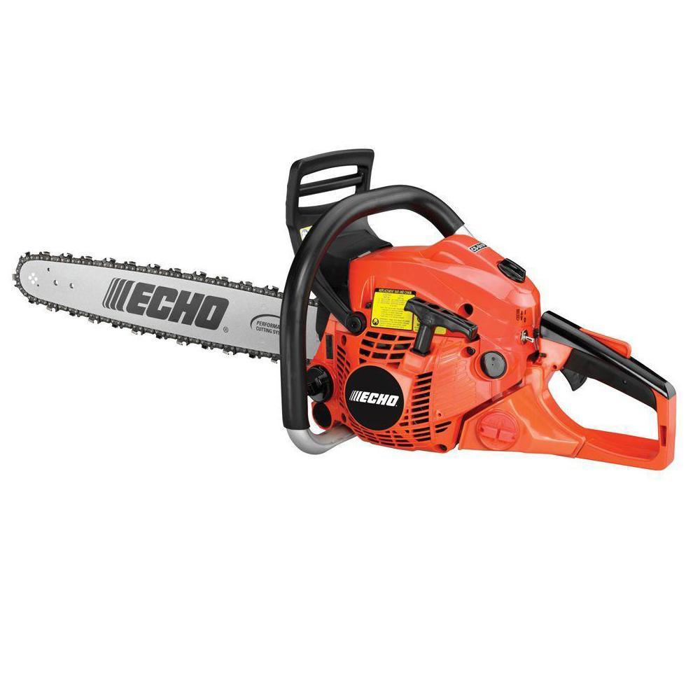 ECHO 18 in. 50.2 cc Gas 2-Stroke Cycle Chainsaw