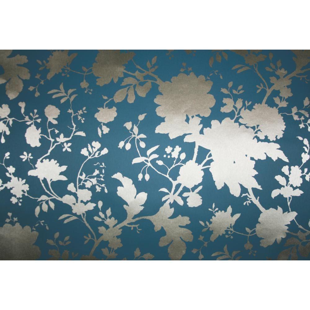 Reflections Scenic Garden Silhouette Wallpaper