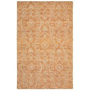 LR Resources Karma Rust 9 ft. x 12 ft. Indoor Area Rug by LR Resources