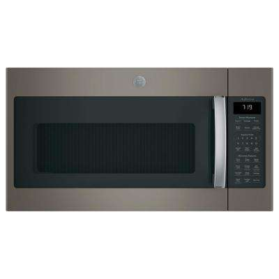 Adora 1.9 cu. ft. Over the Range Microwave in Slate with Sensor Cooking, Fingerprint Resistant