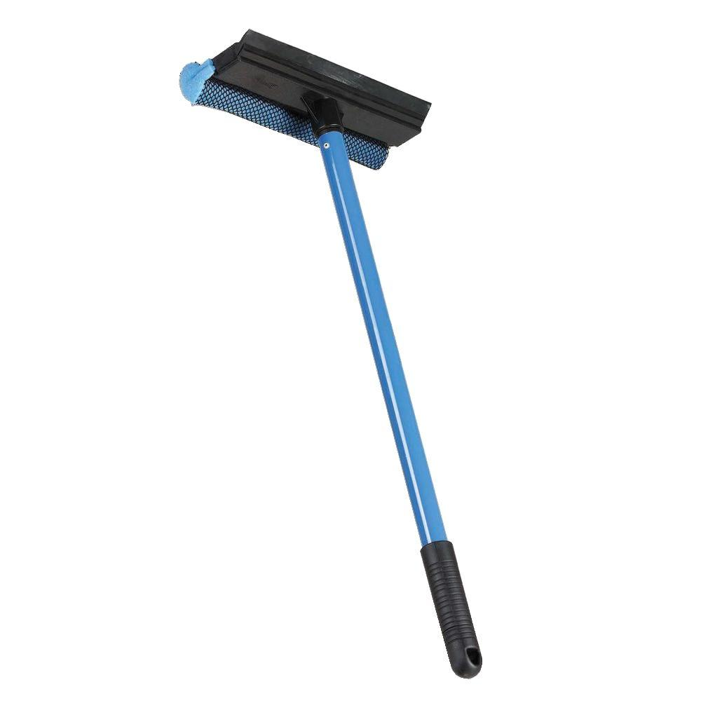 ETTORE Auto Squeegee with 10 in. Scrubber