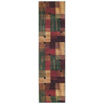 Alliance Multi 2 ft. x 8 ft. Rug Runner