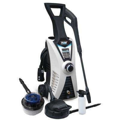 1,800-PSI 1.6 GPM Electric Pressure Washer