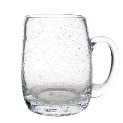 Tag 16 oz. Bubble Glass Beer Mug (Set of 6) by Beer Mugs