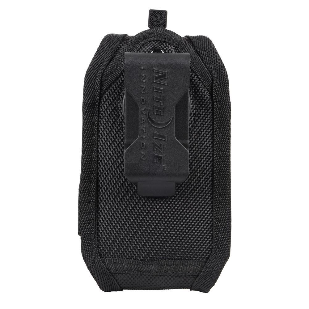 03-01 étui portable F//Mid-Sized Téléphone portable noir Nite Ize CCCM