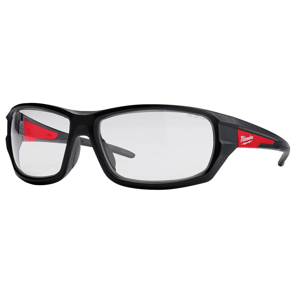 Milwaukee Milwaukee Performance Safety Glasses with Clear Lenses