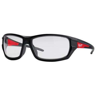 Performance Safety Glasses with Clear Lenses