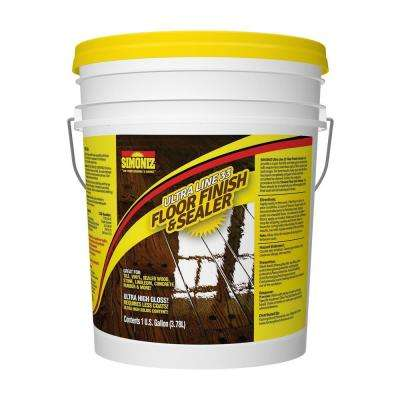 5 Gal. Ultra-Line 33% High Solids Floor Finish
