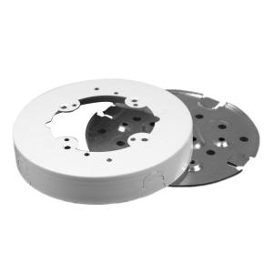 Click here to buy Legrand Wiremold 500 and 700 4 inch Series Solid Base Round Fan Box by Legrand Wiremold.