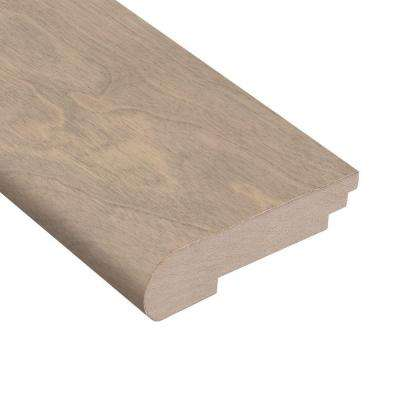 Oceanfront Birch 3/8 in. Thick x 3-1/2 in. Wide x 78 in. Length Hardwood Stair Nose Molding