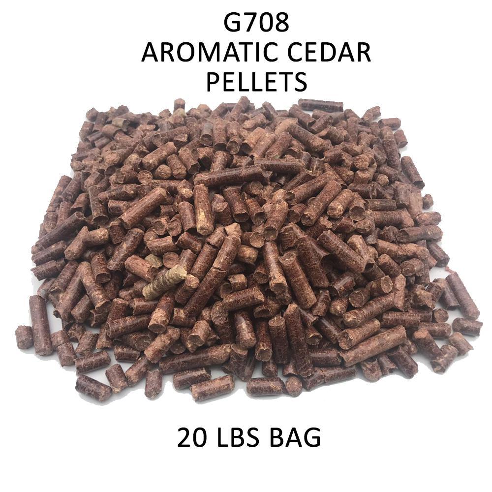 Aromatic Red Cedar Pellet Bedding