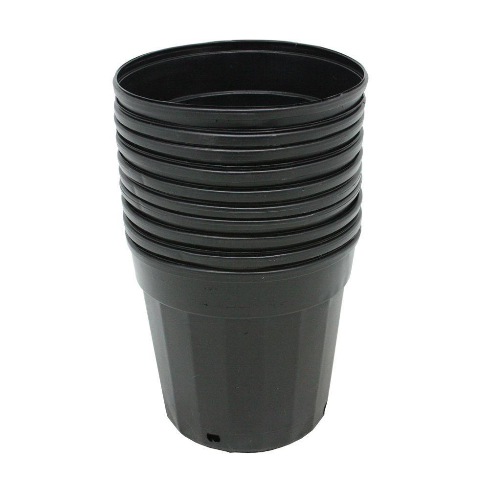 hydroponics organic 2 gal. nursery pots (10-pack)-vhpp200-10 - the