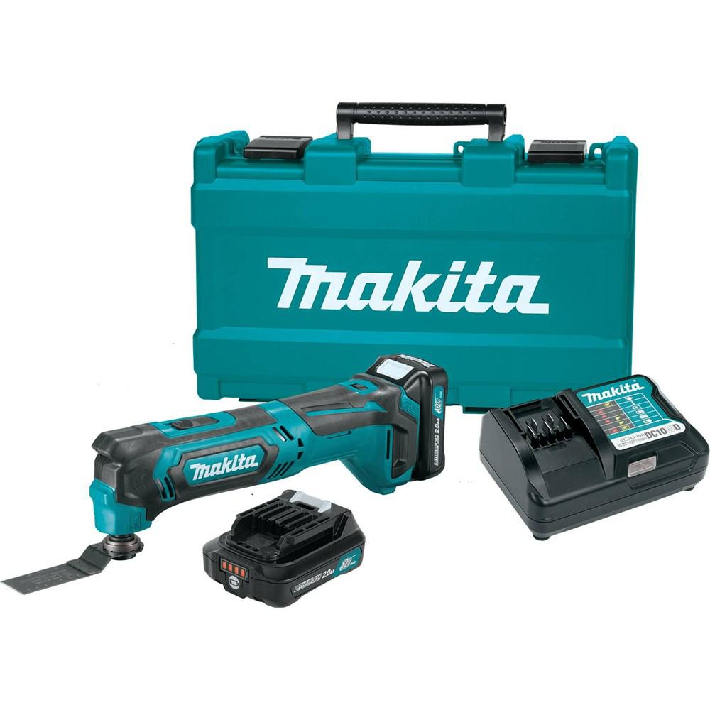 Makita 12-Volt MAX CXT Lithium-Ion Cordless Multi-Tool Kit