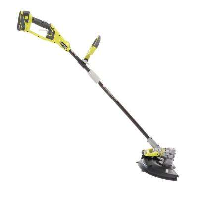 24-Volt Lithium-ion Cordless String Trimmer/Edger - 2.6 Ah Battery and Charger Included