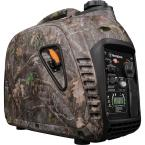 iGen2500 -Camo 2,500/2,200 Watt Super Quiet Gas Powered Inverter Generator with LED Display and Enhanced Fuel Efficiency